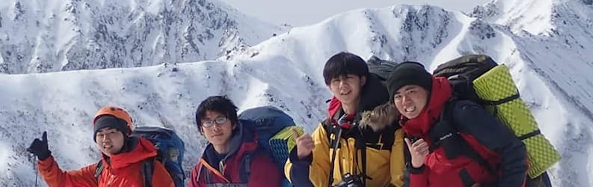 木曽駒ヶ岳2021.3